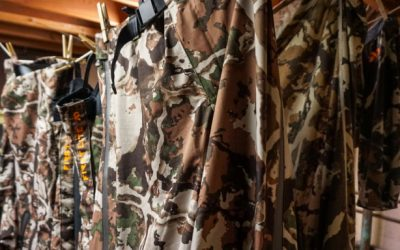 Taking Care of Your Hunting Gear After the Season is Over