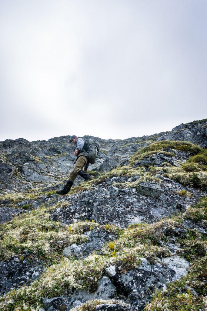 Mountain Hunting in B.C.