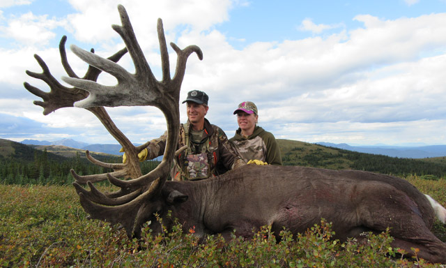2016 Update on Our Mountain Caribou Hunts
