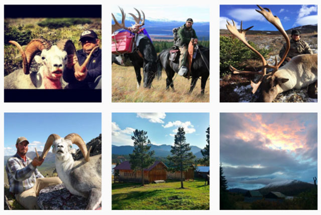 Experience Our B.C. Hunts – on Instagram!