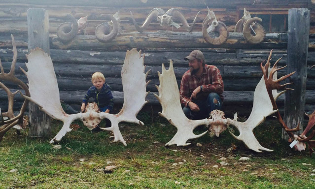 Fall Hunting Update from B.C.