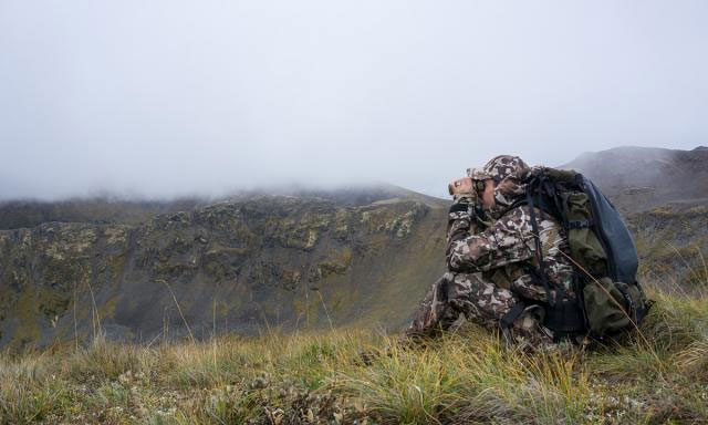Recommended Clothing for a British Columbia Hunt