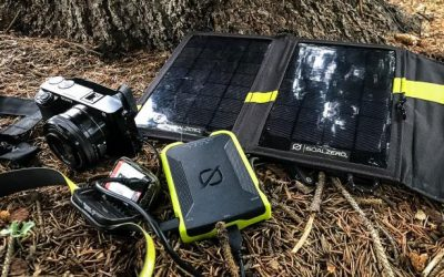 Portable Power, Staying Charged in the Backcountry