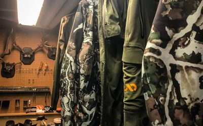 Stashed for the Winter: Caring for Your Hunting Gear