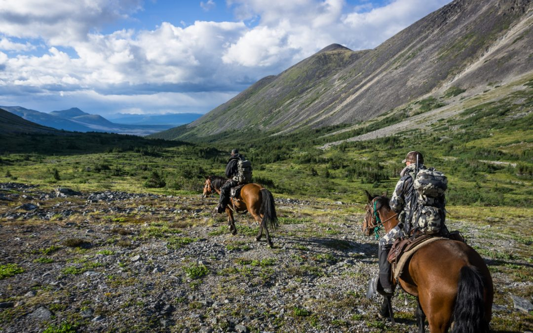 Getting in the Saddle Before Your Hunting Trip