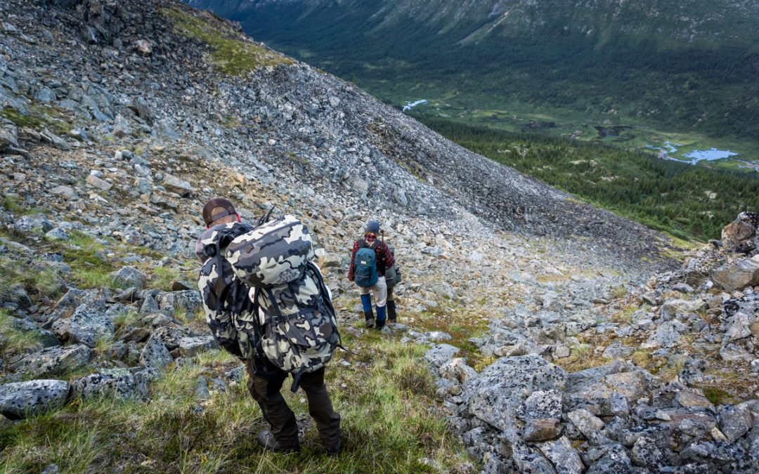 Hunting Hard? 6 Tips to Stay Strong on a Wilderness Hunt