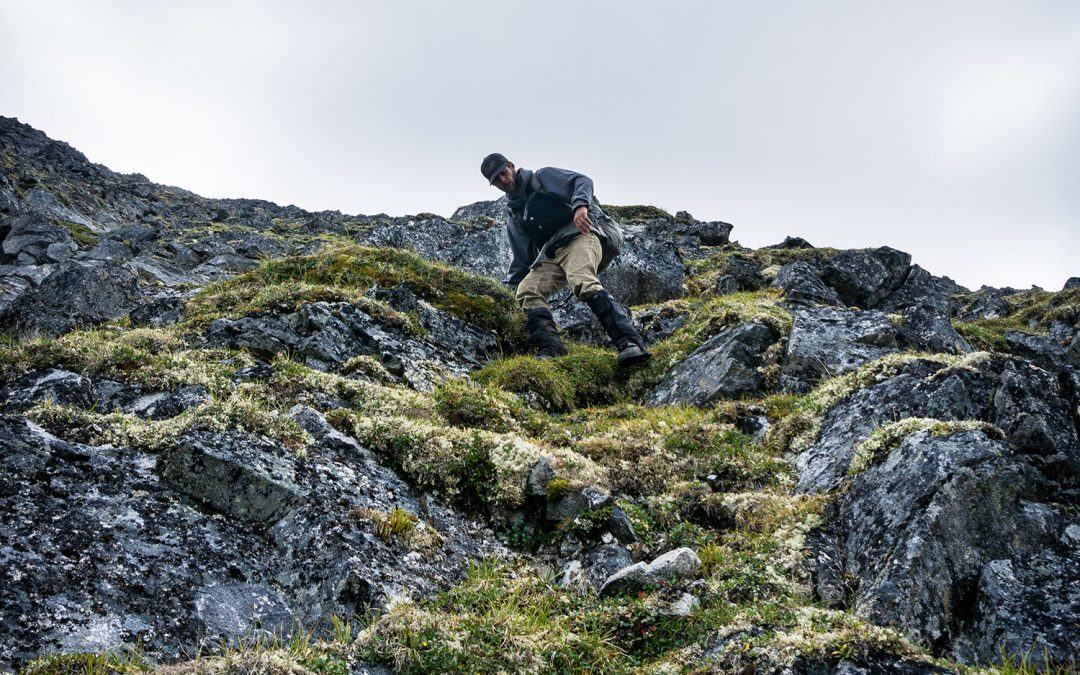 Taking Care of Your Feet on a Mountain Hunt