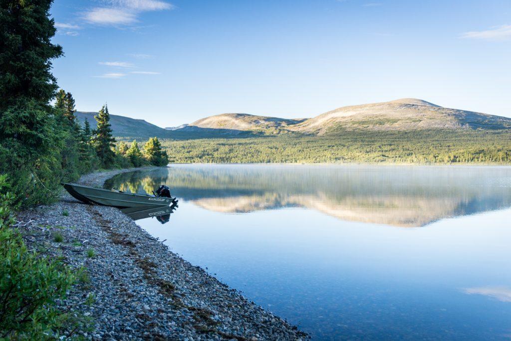 Northern British Columbia Terrain