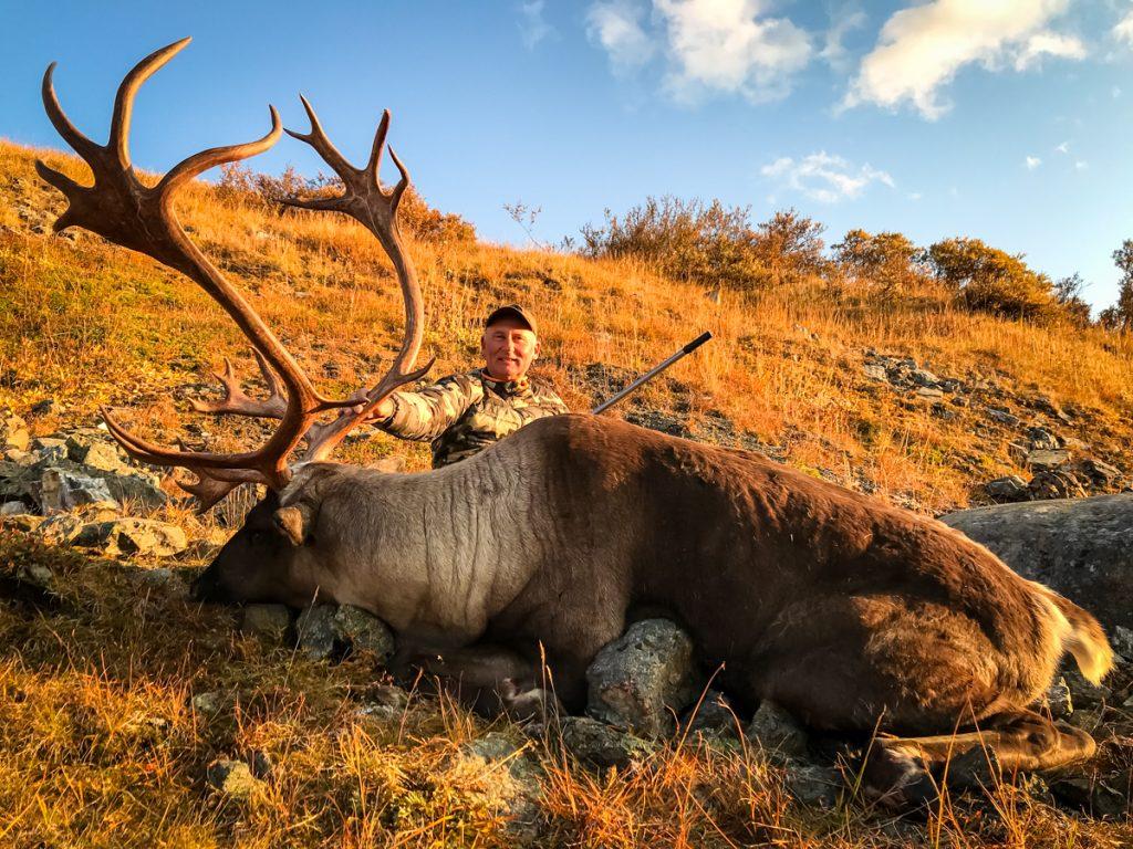 British Columbia Mountain Caribou Hunt